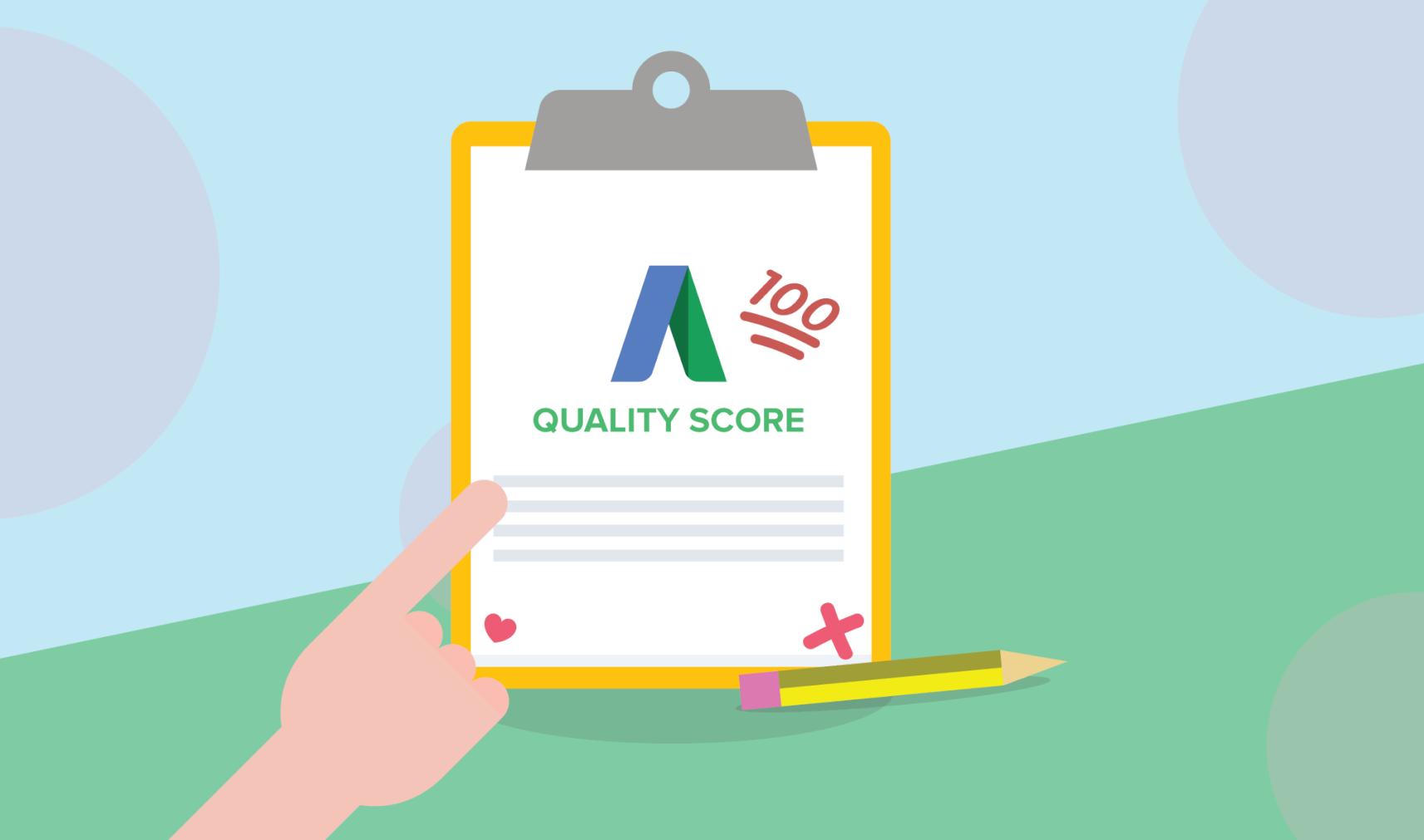 Índice de Qualidade do Google Ads, o que significa?